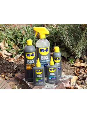 WD-40 Bike now has a full range of maintenance products for your precious machine