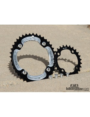 Looking for replacement rings for your Truvativ XX crankset? Consider giving WickWërks a try