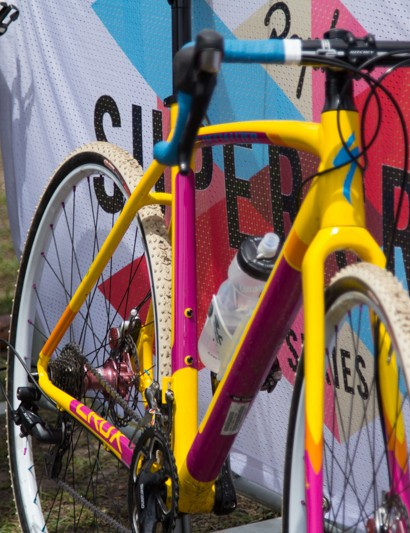 Sydney's leg of the Rapha SuperCross saw plenty of colour
