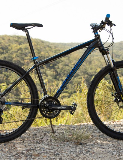 Malvern Star Switch 27.3 - a basic, fun 650B Aussie ride