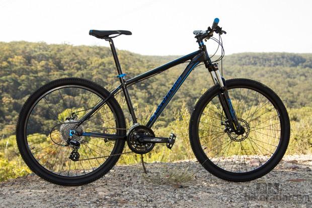 Malvern Star Switch 27.3 - a basic, fun 650B Aussie ride