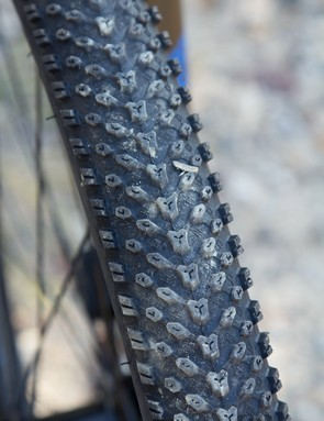 Non-branded tyres were fast and a good all-terrain compromise