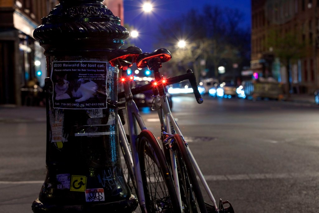 In the market for a $125 rear light? Checkout the Blink/Steady