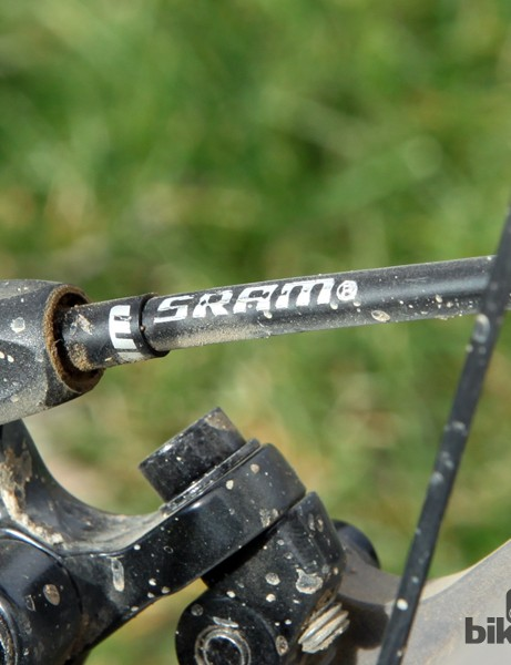 SRAM says its SlickWire housing's reinforced yields