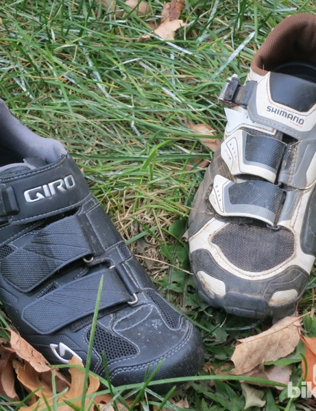 Giro's Privateer and Shimano's SH-M162 are two great mountain bike shoes that don't cost a fortune