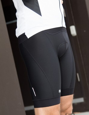 The Giordana Laser bib shorts were the highlight