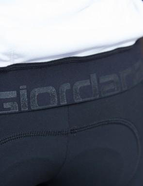 The Giordana bib shorts provided simple style