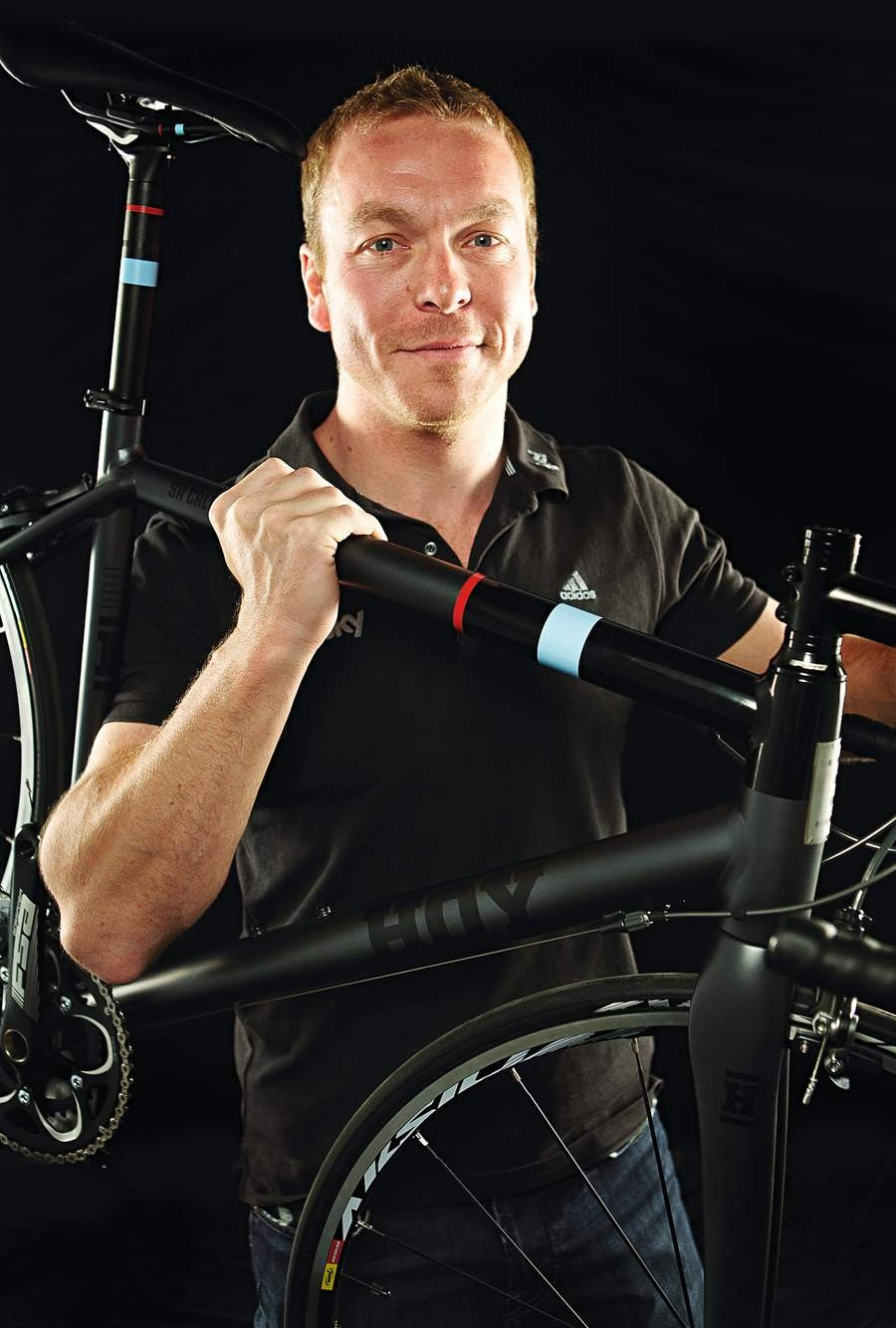 Sir Chris hoy had such a good time at the London Bike Show last year, he's chosen the 2014 show as his debut expo for his new bike brand