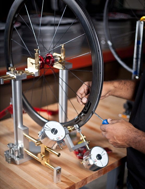 Chris King says its new complete wheelsets can be built to order and shipped to your local shop within 14 days