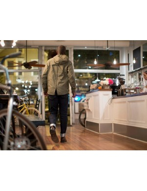 Upright Cyclist is a new brand of urban cycling clothes