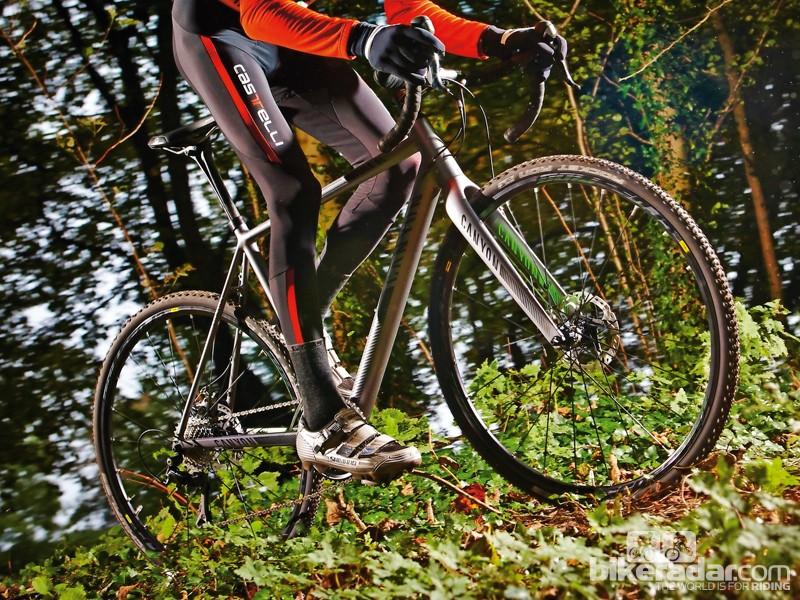 Canyon Inflite AL 8 0 - BikeRadar