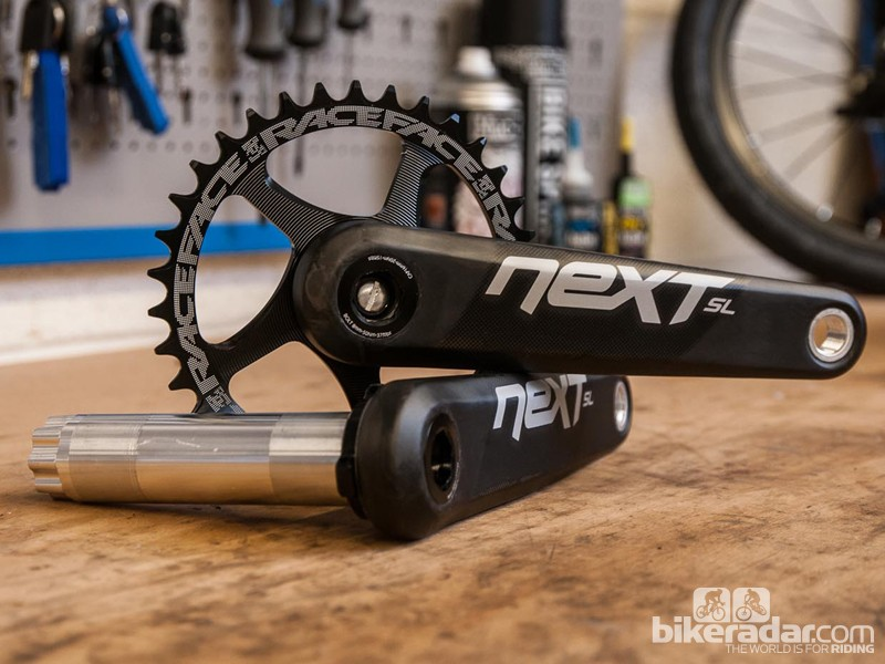 RaceFace Next SL chainset