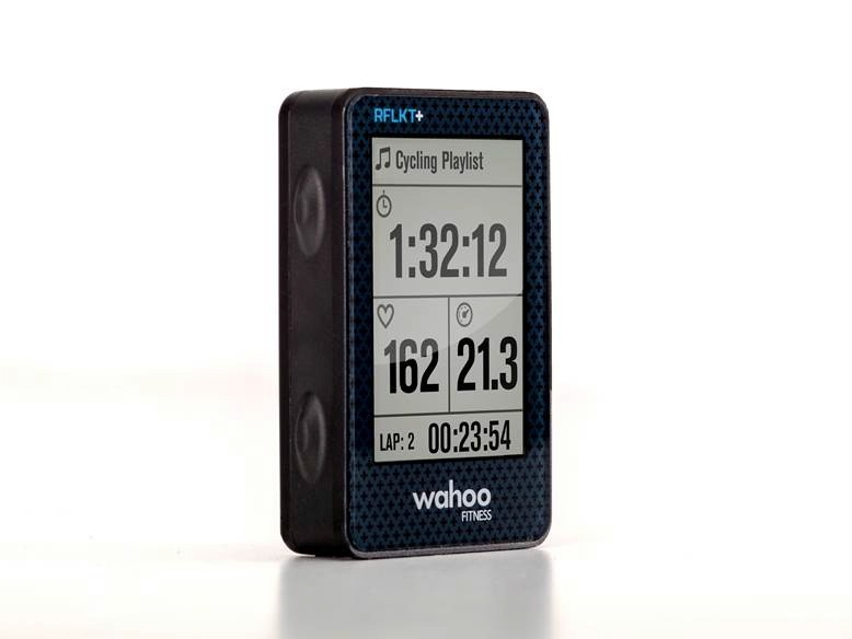 The RFLKT+ from Wahoo Fitness pairs ANT+ devices with an iPhone