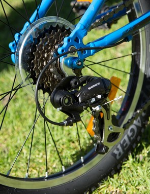 All the bikes on test featured either six- or seven-speed Shimano gears of various quality