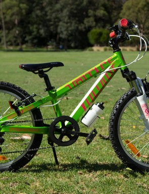 The Scott Voltage was a very cool bike that was popular with both boys and girls - a high weight was all that stopped it scoring higher