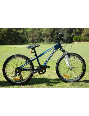 The Trek MT60 is very good, but the suspension is basically for show
