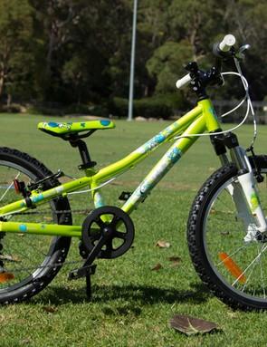 Scott Contessa - super capable bike with an uncomfortable seat