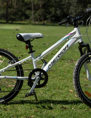 Merida Dakra 620 Girls - rides well but a little heavy