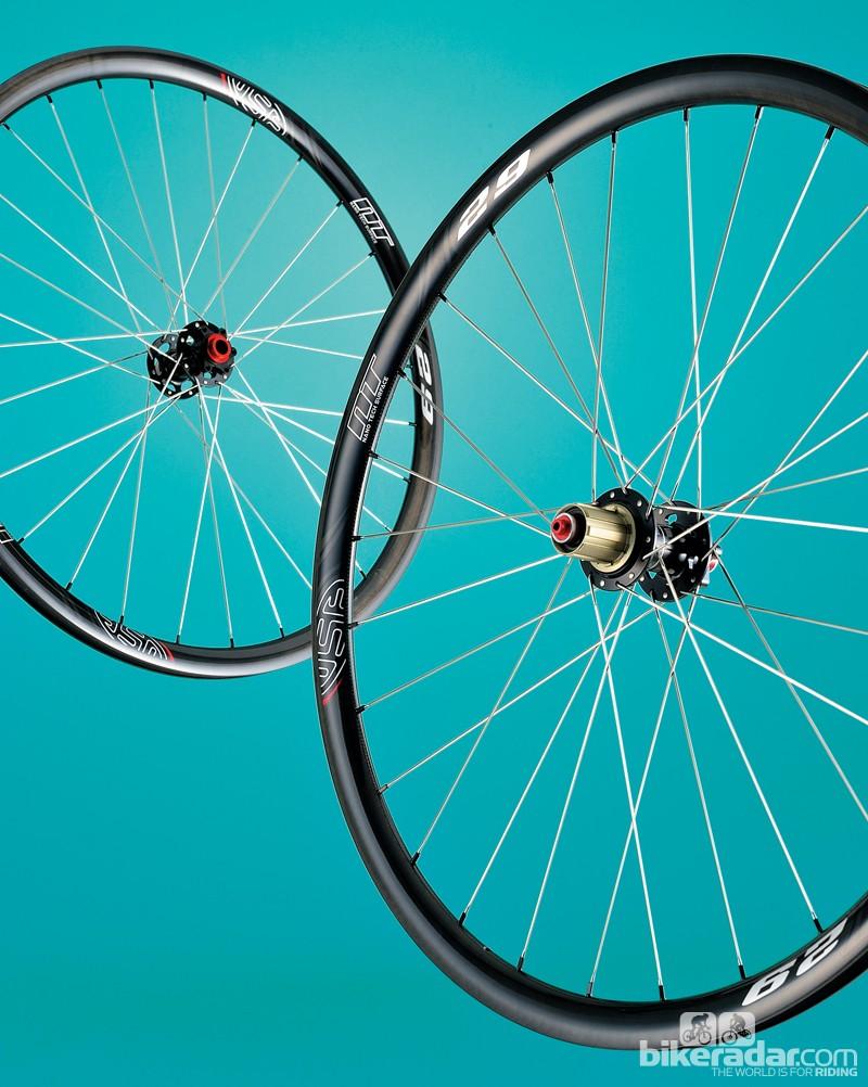 USE 29 clincher wheelset
