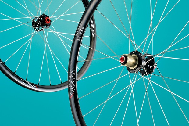 USE 29 clincher wheelset