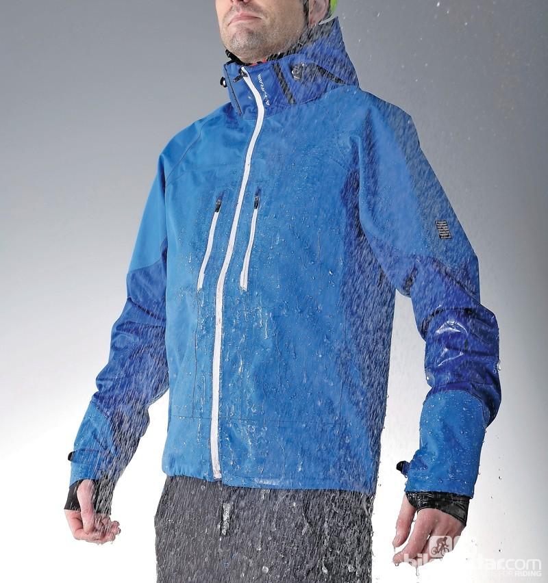 The Attack 360 is durable and waterproof