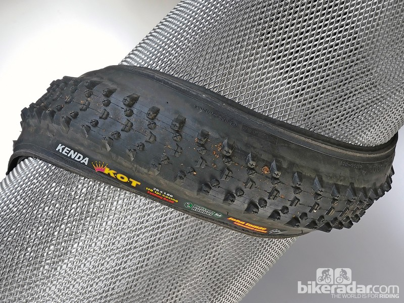 Kenda King Of Traction 1.8 DTC folding mountain bike tyre
