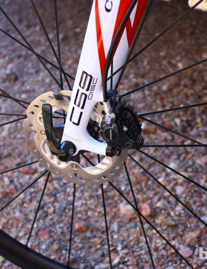 Hydraulic discs for road bikes emerged from both Shimano and SRAM in 2013