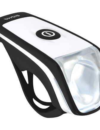 The Sigma Siggi has similar performance properties to the Mono lights, but comes in a stylish housing