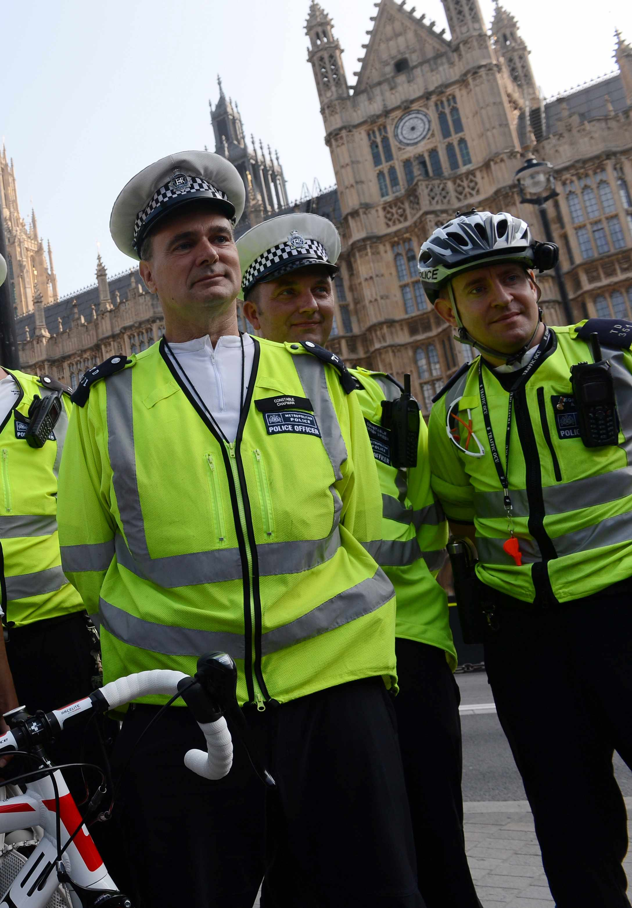 The Met Police have launched a crackdown and dangerous road users