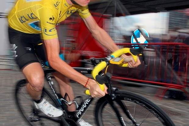 Chris Froome makes BBC Sports Personality of the Year shortlist