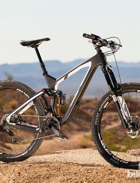 Marin Attack Trail Quad Carbon XT Pro