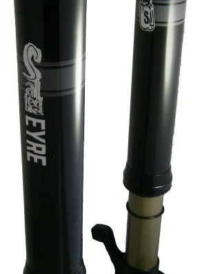 110mm of fat bike bounce - the Salted Eyre offers plenty for just AU$899