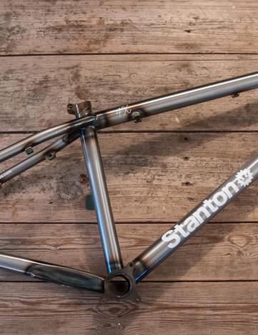 Stanton 4X frame