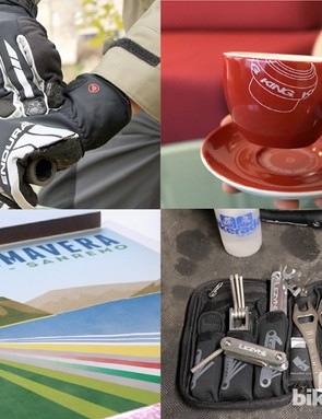 Christmas gift ideas for cyclists