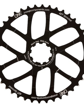 If green is not your thing, the $100 cog is also available in black