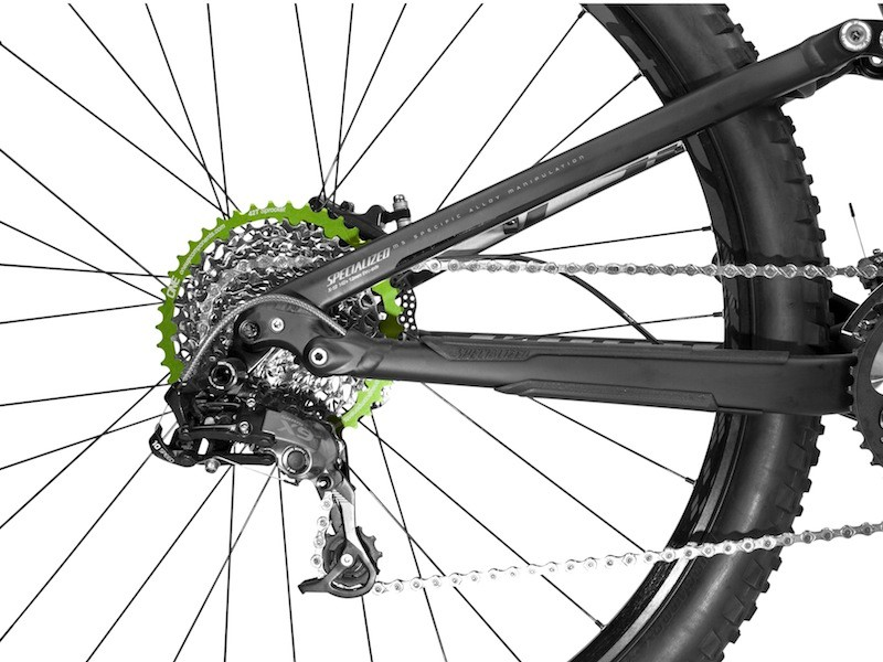 OneUp Components expects the cogs to be available in mid-January 2014