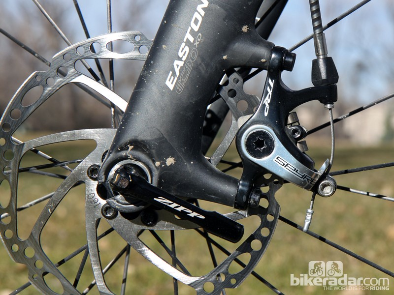 TRP Spyre mechanical disc brake - BikeRadar