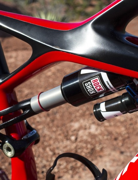 We've experienced similar performance gains with RockShox' very capable Monarch Plus