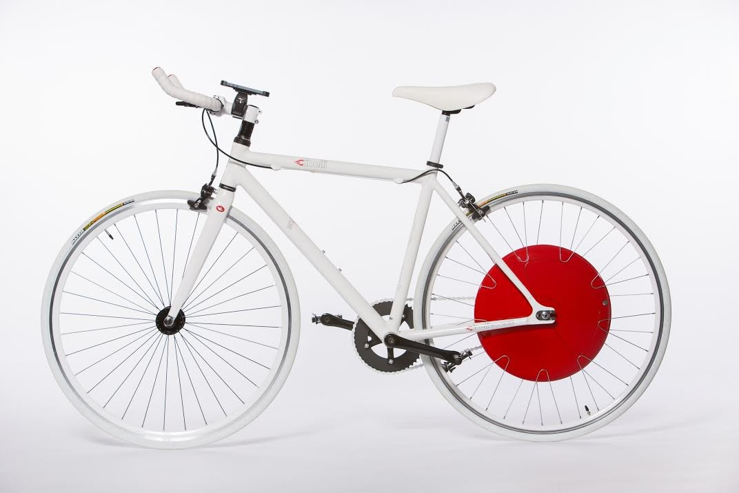 The Copenhagen Wheel hopes it is the technology forerunner in motor-integrated back wheels