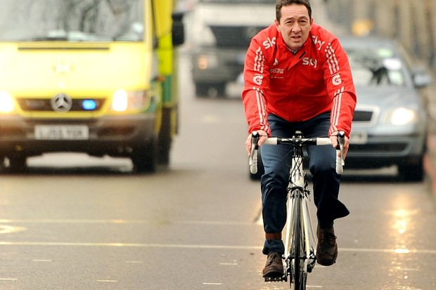 Chris Boardman has lamented the lack of understanding from UK politicians about cycle safety