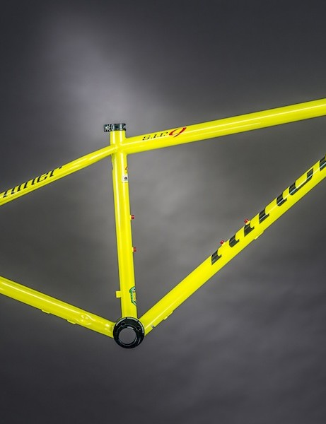 Niner's SIR 9 steel hardtail is even brighter than the One 9 RDO