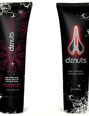 DZ nuts - chamois cream with humour