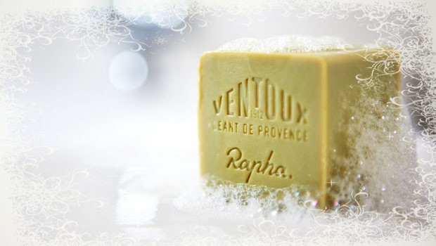 Rapha Soap - why not?