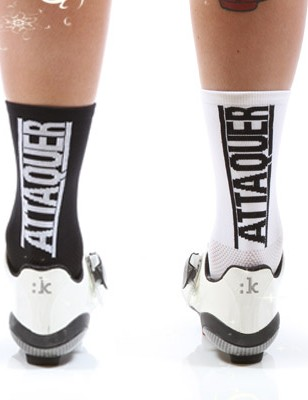 Attaquer socks prove that sock height matters