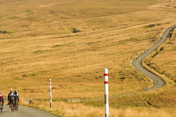 IMG Challenger World, organiser of the Etape Pennines, helped British Cycling develop the new BCG sportive scale