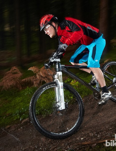 With a quality frame and decent kit for the money, the Slade 1 is ready to hit the trails