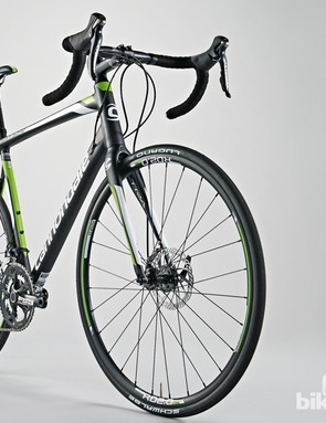 Cannondale Synapse Disc 3 Ulterega - the best aluminium Synapse has had a disc upgrade