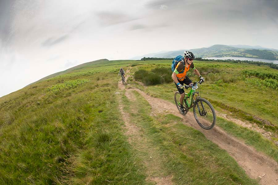 The Rat Race Crossing includes some of the very best mountain biking in northern England