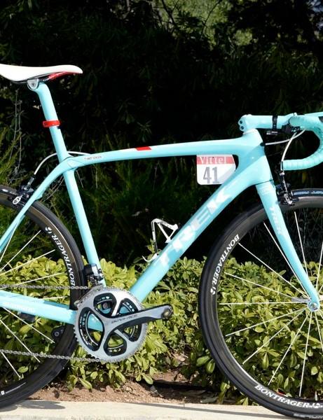 Bontrager Serano: Andy Schleck's 2013 Tour de France bike