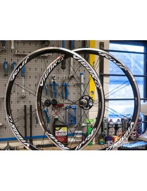 Rolf Prima Vigor Alpha wheels